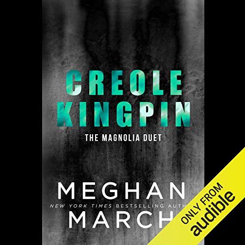 Creole Kingpin audiobook cover art