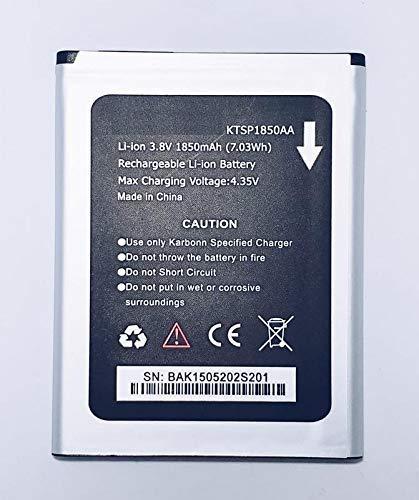 Systene Compatible Battery for Karbonn Titanium Dazzle S201 Titanium S35 KTSP1850AA 1850mAh