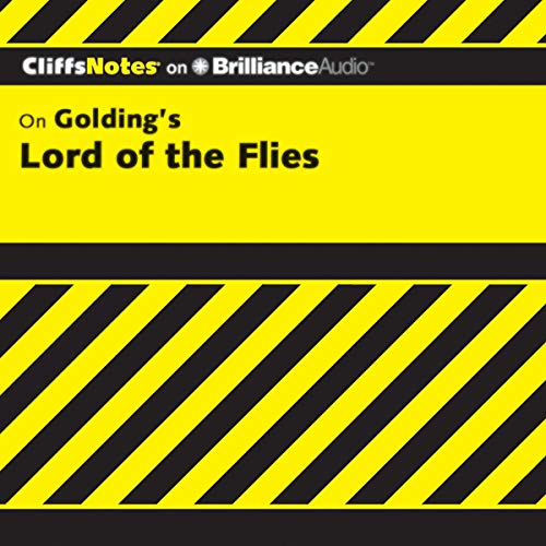 Lord of the Flies: CliffsNotes Audiobook By Maureen Kelly cover art