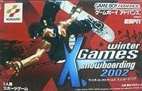 ESPN winter X Games snowboarding2002