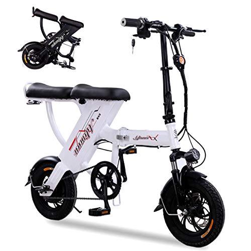 Aminshap Vélos Pliants Voyage Banlieusard E Bike 48v 15a Mini Vélo Portable Léger Et Compact De Vélo Pliant Facile à Ranger Dans Des Caravanes