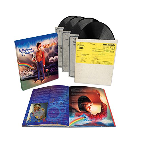 Misplaced Childhood (Deluxe Edition) (4 LPs) [Vinyl LP]