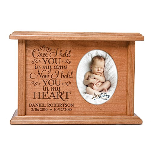 Lifesong Memorial Keepsake Box