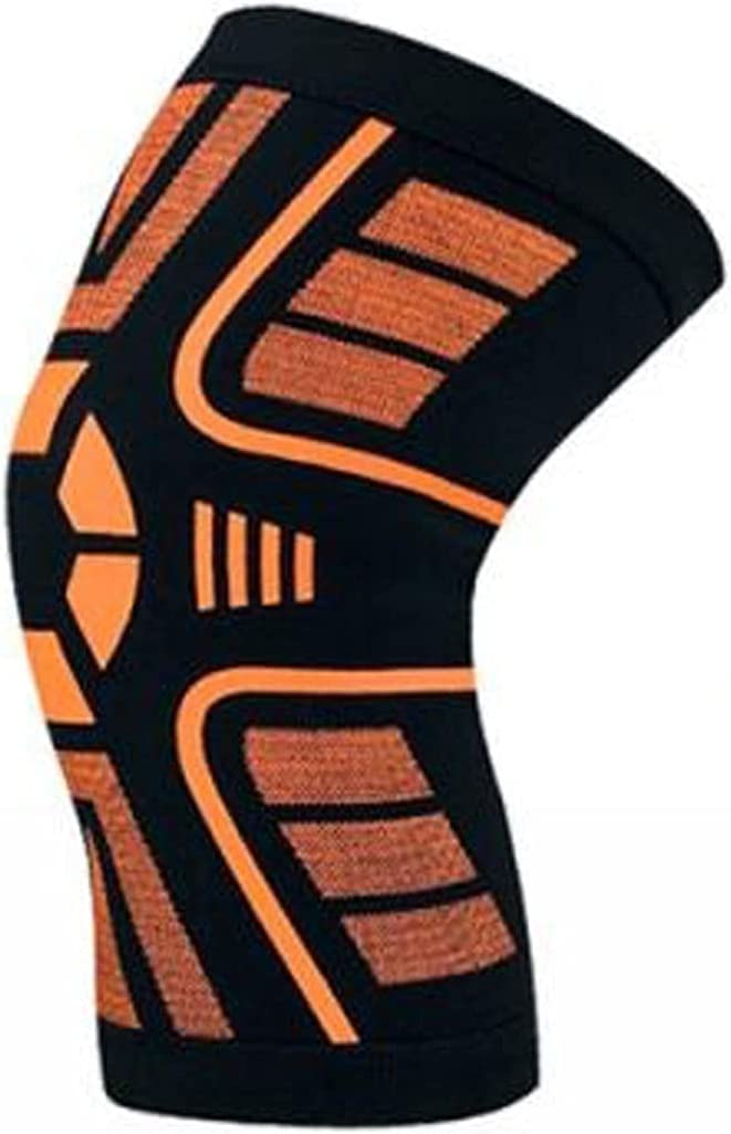 Nicwagrl Knee Brace Pads Sleeves 1PC Men OFFicial service Kneepad Wom Sports and