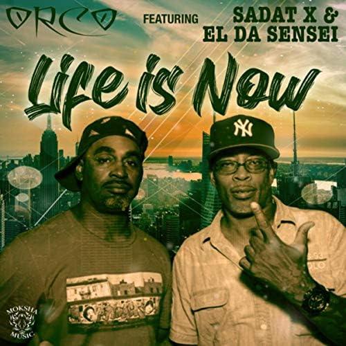 Orco feat. Sadat X & El Da Sensei