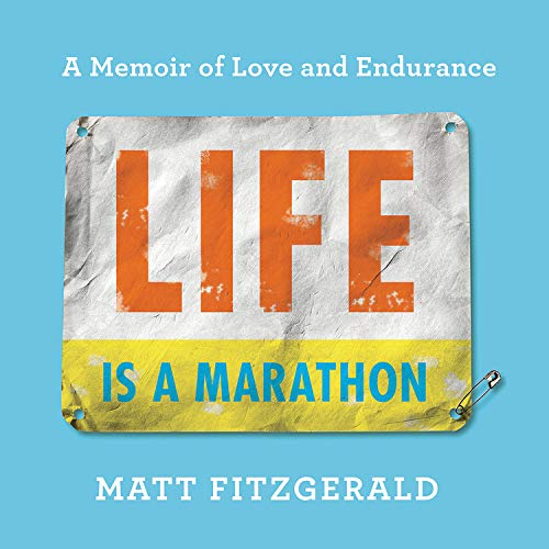 Life Is a Marathon  By  cover art