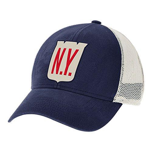 CCM New York Rangers 2018 Winter Classic Trucker Mesh Adjustable Snapback Hat
