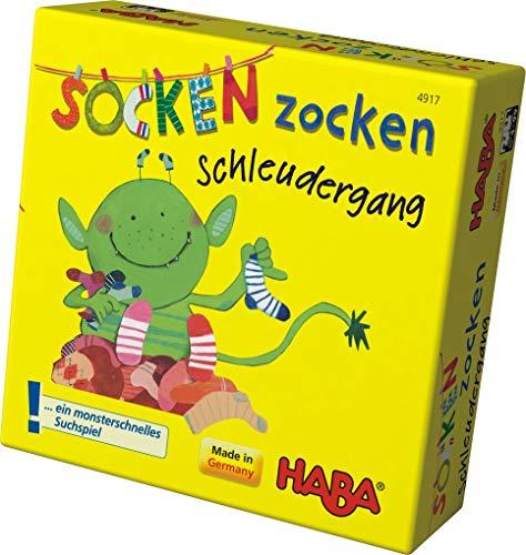 HABA Socken Zocken Schleudergang