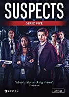Suspects: Series 5 [DVD] [Import]