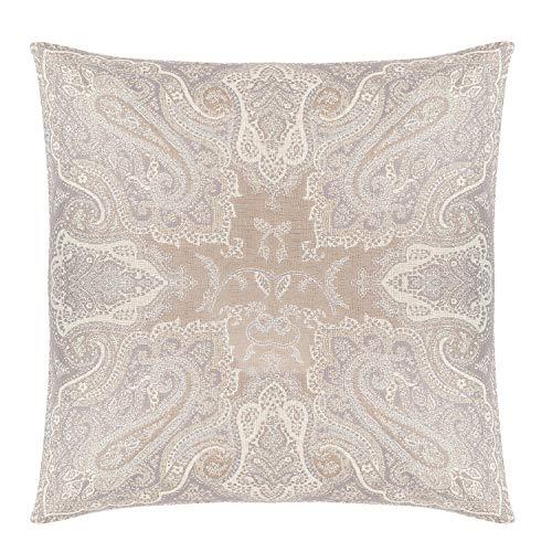 Casa Moro Orientalischer Kissenbezug Nilima-2A 45x45 cm aus 90% Baumwolle & 10% Wolle Premiumqualität | Kunsthandwerk | Zierkissenbezug Sofakissenbezug Dekokissen Zierkissen | A944CC2A