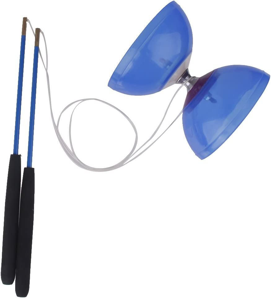 Sale Special Price High quality NC PRO 5-Bearing Diabolo W String Handsticks Kids Set Chinese