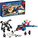LEGO Marvel Spider-Man Spider-Jet vs Venom Mech 76150 Superhero Gift