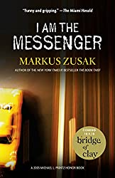 If you love The Book Thief by Markus Zusak, I am the Messenger
