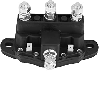 Cuque 214-1211A11-06 214-1211A51 214-1211 Moto Starter Relay Solenoid for Winch Motors Snow Plow Spreader Motors Windlasses