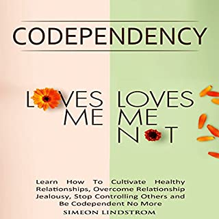 "Codependency - ""Loves Me, Loves Me Not"" cover art"