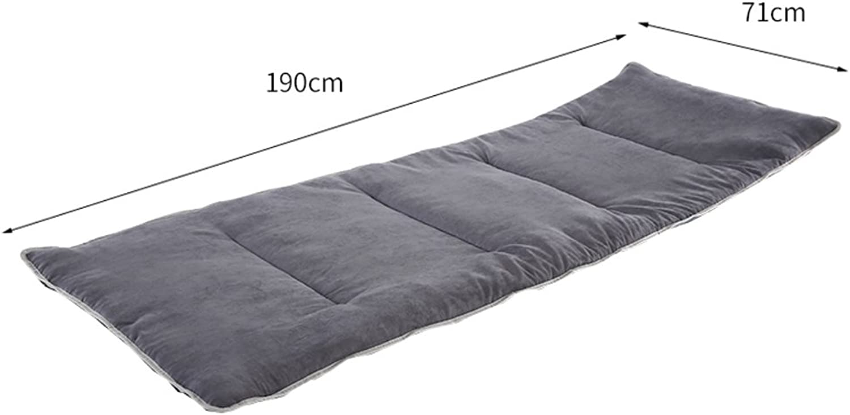Siesta Tatami Floor mat,Office Folding Mattress Lounger for Reading Floor Lounger Cover Floor Mattress-E