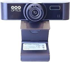 PTZOptics USB Webcams with Dual Microphones PTZ Camera Wide Angle Lens (PT-WEBCAM-80)