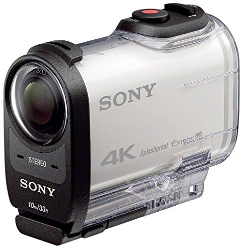 Sony FDR-X1000 4K Actioncam Live-View Remote Kit -170 Ultra-Weitwinkel – weiß - 11
