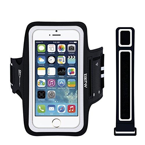 Funda de Movil para Correr EOTW Brazalete Deportivo Compatible con iPhone X/XS MAX/iPhone 11/Pro/Pro MAX, Brazalete Movil con Extensión Bueno en Correr Ciclismo Deportes