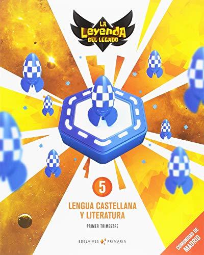 Proyecto: La leyenda del Legado. Lengua castellana y Literatura 5. Comunidad de...