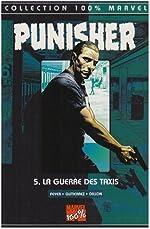 Punisher t.5 - La guerre des taxis de Tom Peyer
