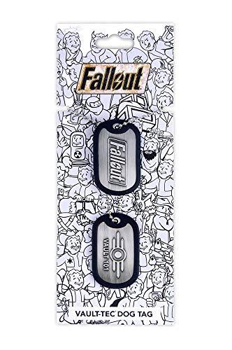 Fallout Dog Tag Vault (Ciondolo) - [Edizione: Germania]