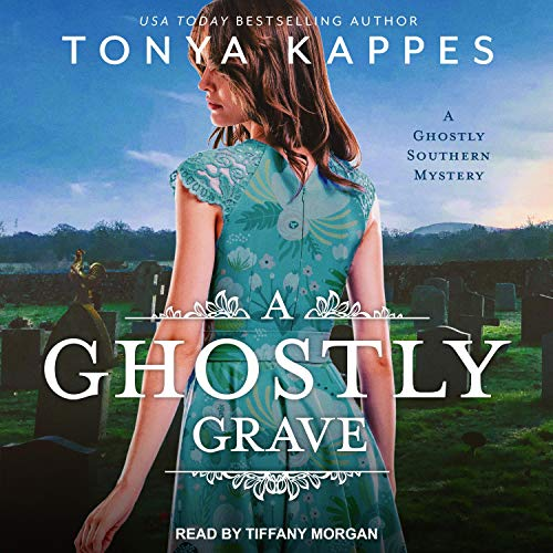 A Ghostly Grave audiobook cover art
