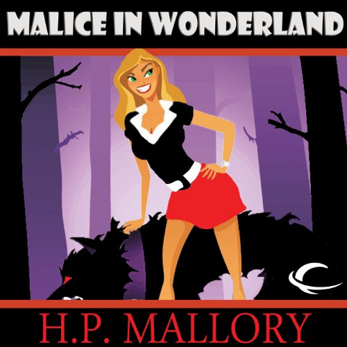Malice in Wonderland cover art