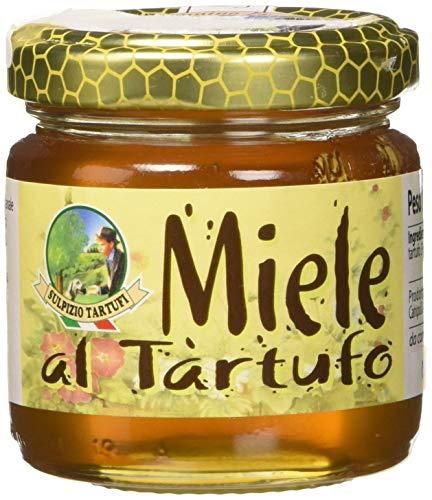 Sulpizio Tartufi - Miel polifloral con Trufa - 120gr - Producto original en Italia