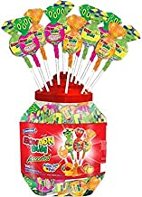 fruit bon bon lollies