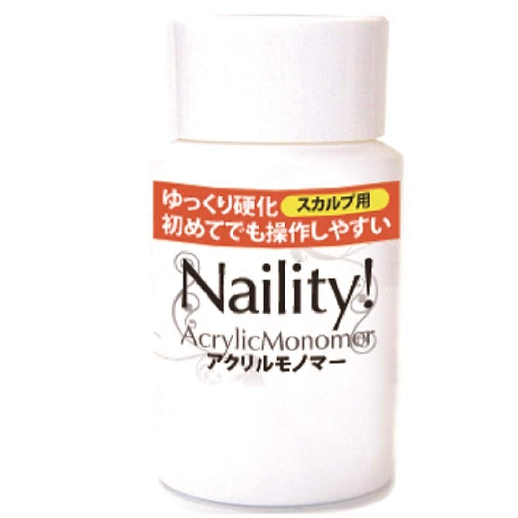 狐郵便局航空機Naility! アクリルモノマー 50mL