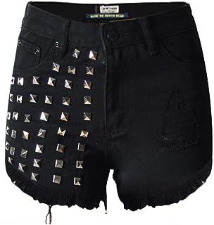 Amazon.es: Godtranslation - Pantalones cortos / Mujer ...
