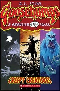 Creepy Creatures Goosebumps Graphix 1