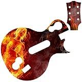 Fire Woman Supremacy Battleskin for Les Paul Guitar Controller