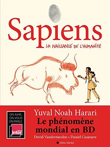 Sapiens - tome 1 (BD): La naissance de l'humanité