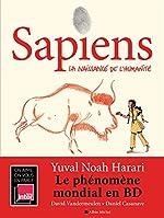 Sapiens - tome 1 (BD) - La naissance de l'humanité d'Yuval Noah Harari