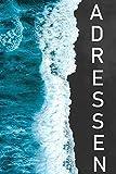 Adressen: Adressbuch für wichtige Telefonnummern, E mails und Adressen / A5