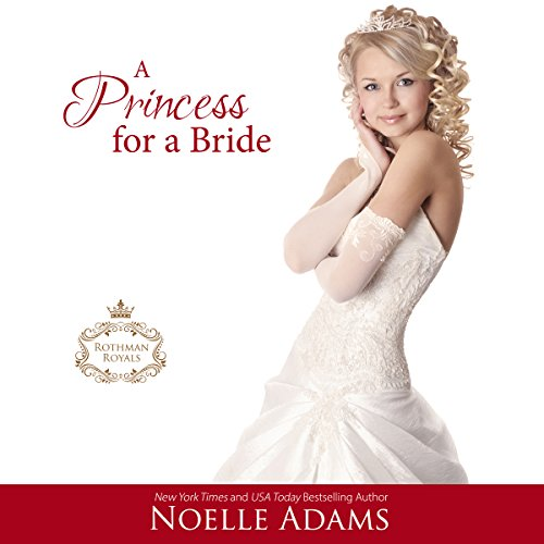 A Princess for a Bride audiobook cover art