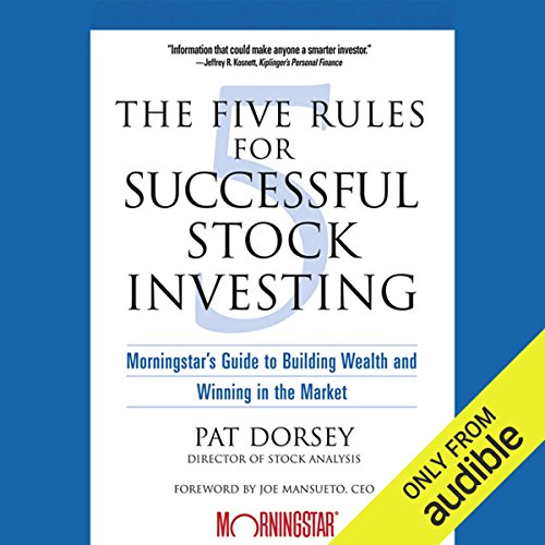 The Five Rules for Successful Stock Investing copertina