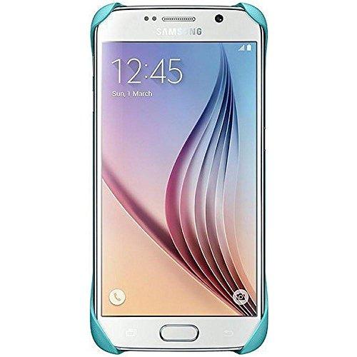 Samsung Handyhülle Schutzhülle Protective Case Cover für Galaxy S6 - Mint Grün