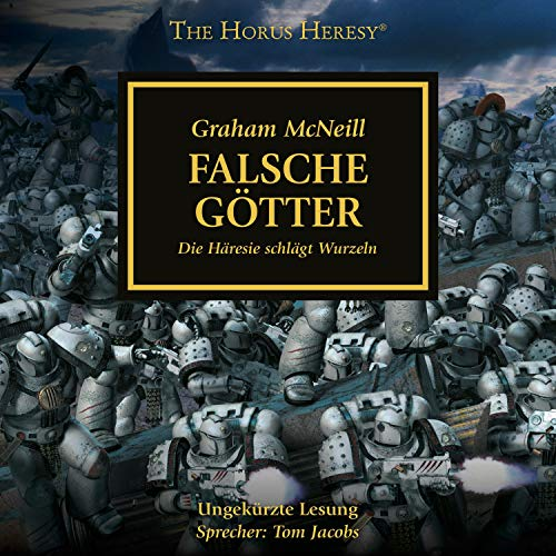 Falsche Götter audiobook cover art