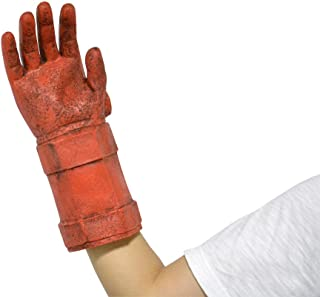 Hell Boy Latex Realistic Cosplay Costume Mask