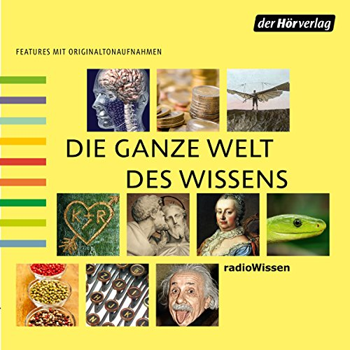 Die ganze Welt des Wissens 2 audiobook cover art