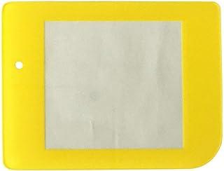 OSTENT Capa protetora de lente de tela de reposição para console Nintendo Game Boy GB cor amarela