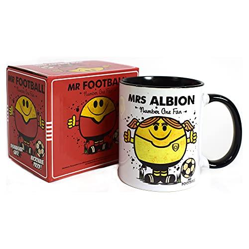 MRS Burton Albion Mug Football Mug - Merchandise Gift for Fan