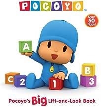Pocoyo's Big Lift-and-Look Book (Pocoyo) by Depken Kristen L. (2012-08-07) Board book