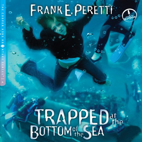 Trapped at the Bottom of the Sea audiobook cover art