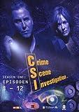 CSI: Crime Scene Investigation - Season 1.1 (Amaray) [3 DVDs] - William L. Petersen