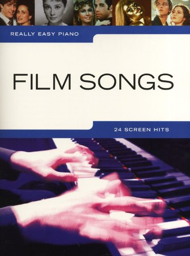 Film Songs - Really Easy Piano, Klaviernoten [Musiknoten]