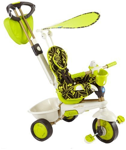 SmarTrike Dream with Touch Steering Green / Black by SMART TRIKE